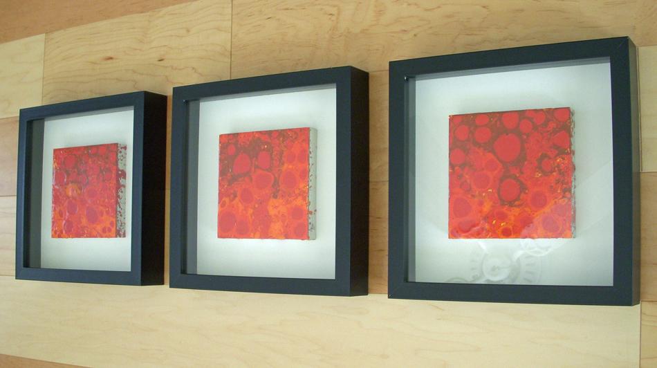 Heat Triptych