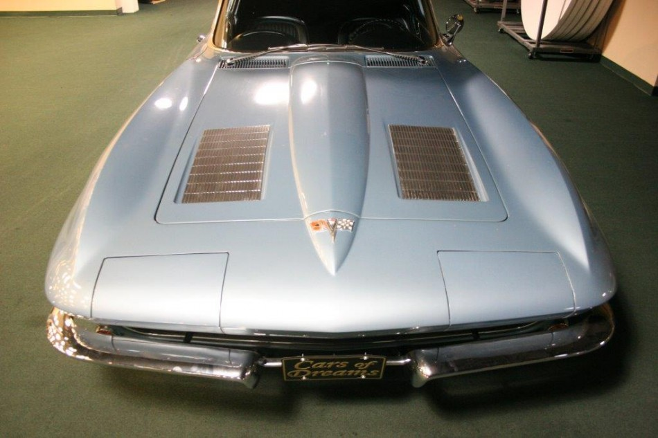 Split Window Vette