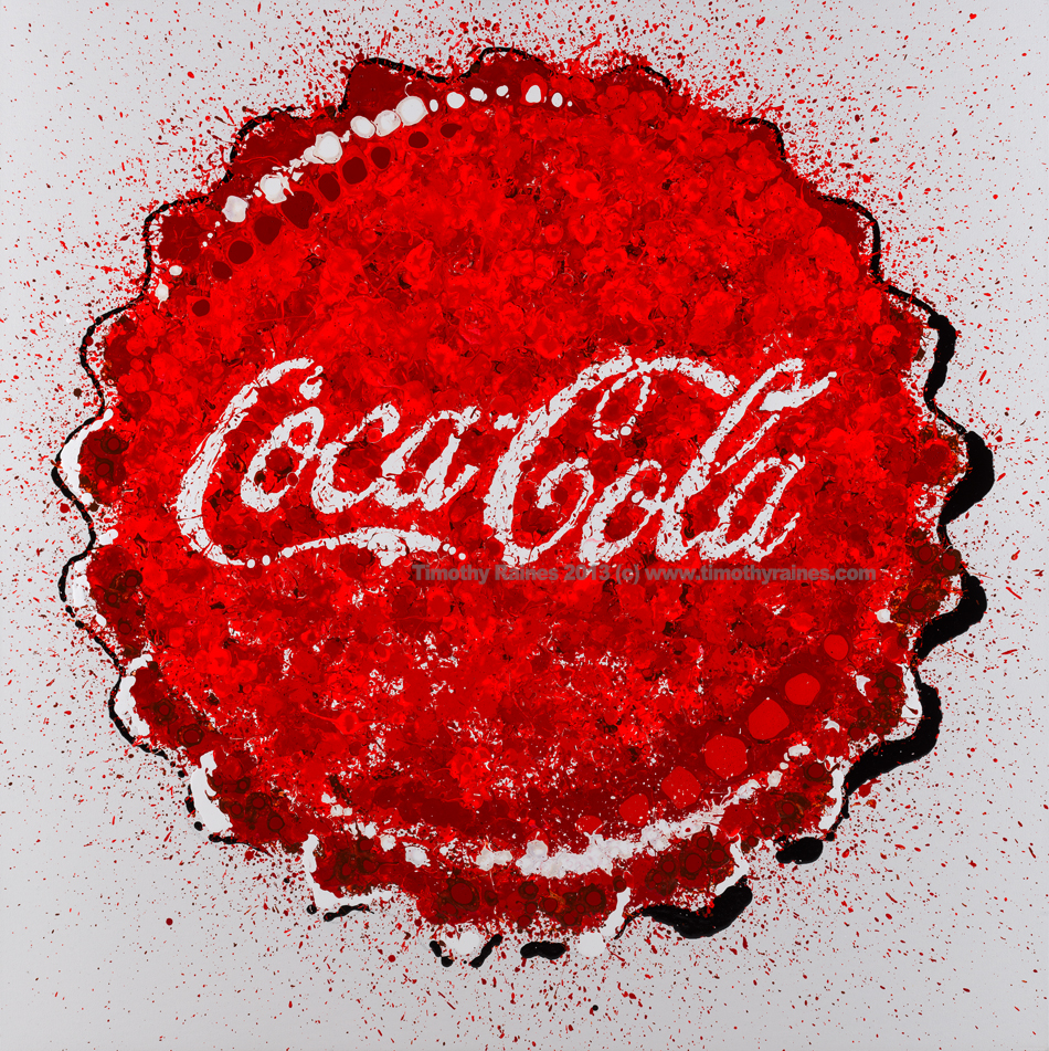 coca cola abstract Buy coca-cola®, an oil painting on canvas, by inga batatunashvili from georgia, for sale, price is $1250, size is 472 x 315 x 08 in.