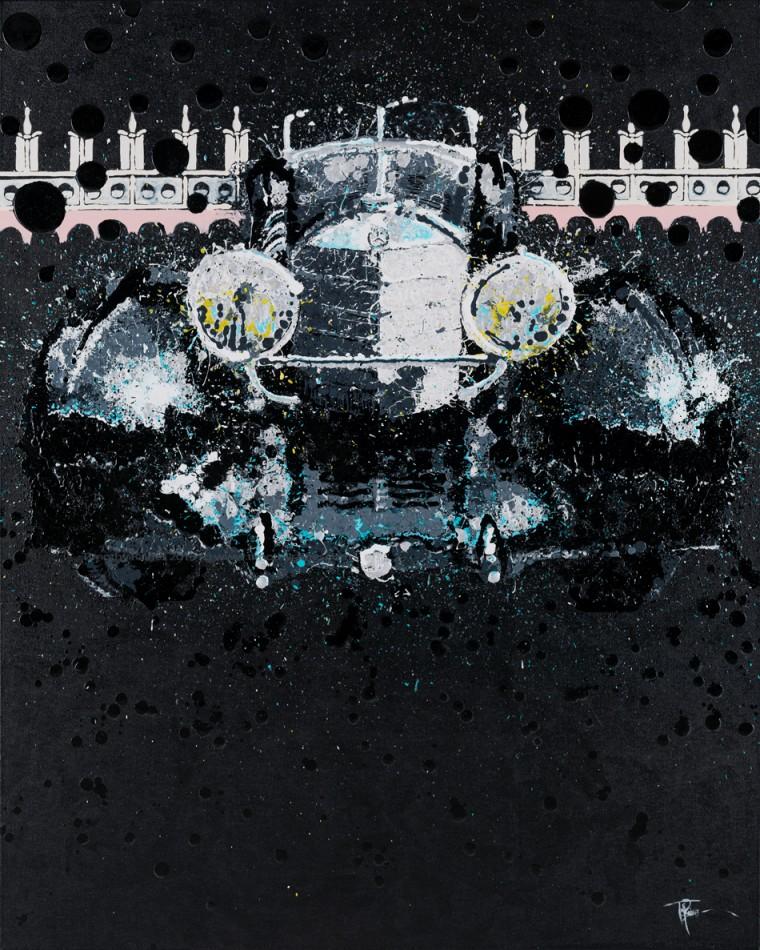 Mercedes 770 SSK Boca