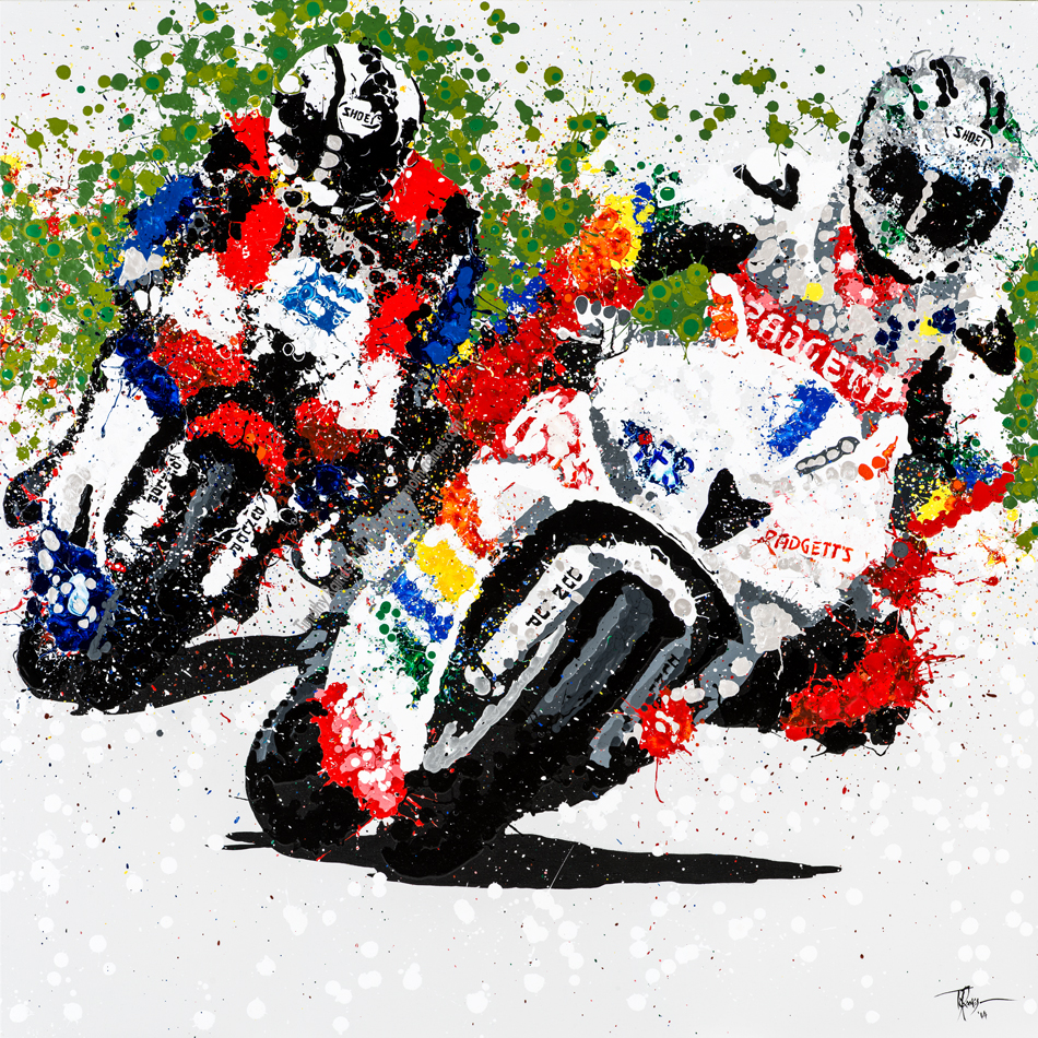 IOMTT Battle of the Titans