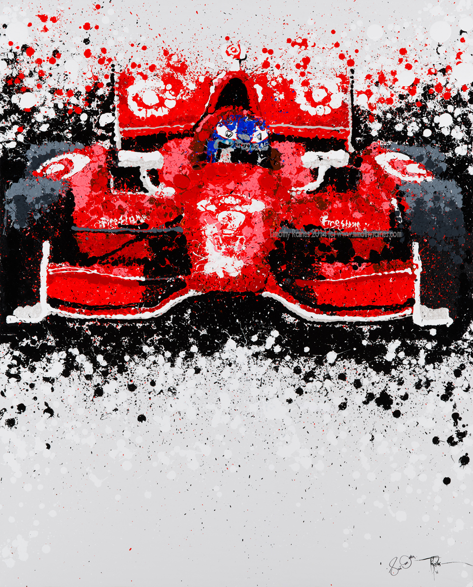 Indy Luxury Motorsports >> Motorsports Art – Timothy Raines
